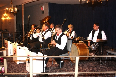 West End Jazz Band